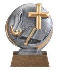 MX5 Line -Religion MXG5 Colorful Resin Trophy Awards